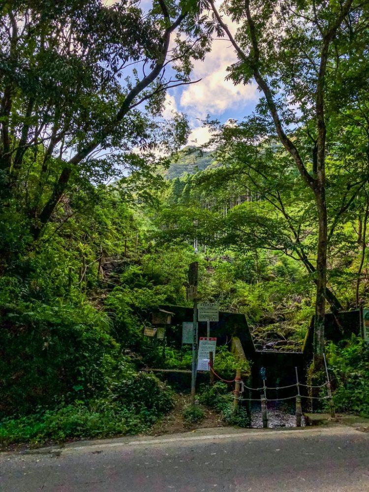 双石山(ボロイシヤマ)登山 宮崎県 宮崎市